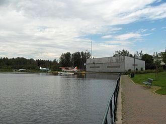 Neighbourhoods in Timmins - Porcupine Lake Water Aerodrome