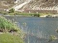 Florinas, Laghetto artificiale delle miniere di Monte de Sa Jana 1 - panoramio.jpg