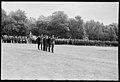 """Fo30141711140080 """"Reservebataljon Holmestrand paraderer for Quisling på Slottsplassen"""" 1942-06-14 (NTBs krigsarkiv, Riksarkivet).jpg"""