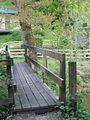 Footbridge at Deerpark - geograph.org.uk - 1310063.jpg