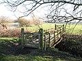 Footbridge over Demains Beck - geograph.org.uk - 694471.jpg