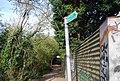 Footpath Signpost, Saxon Shore Way - geograph.org.uk - 1238709.jpg