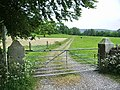 Footpath to Waddow Hall - geograph.org.uk - 455041.jpg