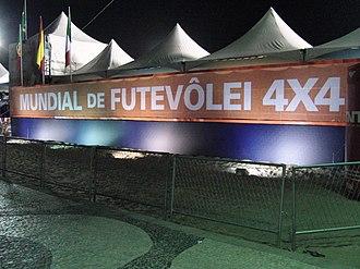 Footvolley - Footvolley World Cup - Mundial de Futevôlei