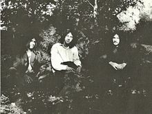 Forest (left to right): Adrian Welham, Dez Allenby, Martin Welham