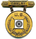 Former Army Cavalry Team Marksmanship Badge.png