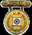 Ex-Army Cavalry Team Marksmanship Badge.png