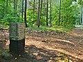 Forst Grunewald - Wegweiser (Grunewald Forest - Way Marker) - geo.hlipp.de - 41396.jpg