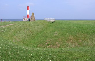 Fort Gaspareaux - Site of Fort Gaspareaux in 2006