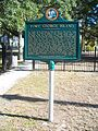 Fort George Island SP marker01a.jpg