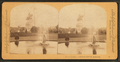 Fountain, Public Garden, Boston, by Underwood & Underwood.png