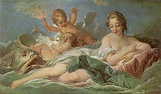 La Naissance de Vénus