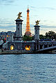 France-000513B - Alexandre III Bridge & Eiffel Tower (14893968002).jpg