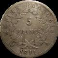 France 5 francs 1811-A.png