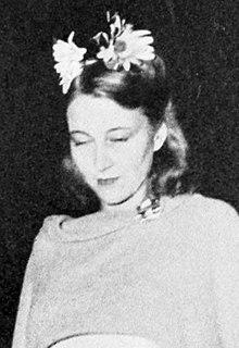 Frances Ford Seymour Canadian-born American socialite