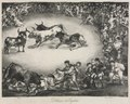 Francisco de Goya - The Bulls of Bordeaux- Spanish Entertainment - 1951.80 - Cleveland Museum of Art.tif