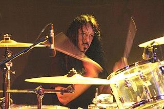 Frankie Banali American rock drummer