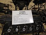 Franklin XO-805-1 12-cylinder horizontally opposed APU & aircraft engine - plaque.jpg