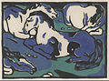 Franz Marc - Resting Horses - Google Art Project.jpg