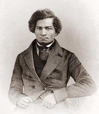 Frederick Douglass Frederick Douglass as a younger man.jpg