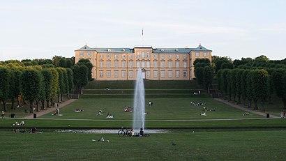 Sådan kommer du til Frederiksberg Slot med offentlig transport – Om stedet