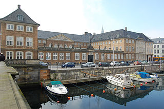 Princes Mansion, Copenhagen