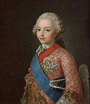 Louis joseph Xavier François duc de Bourgogne par Fredou