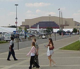 Kentucky Exposition Center - Freedom Hall at the Kentucky Exposition Center