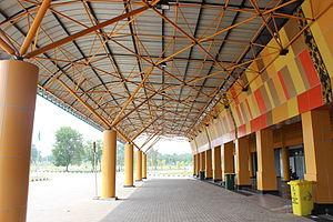 2012 Pekan Olahraga Nasional - Kaharuddin Nasution Stadium