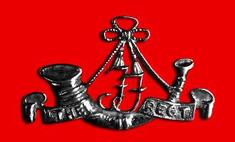 Frontier Force Regiment - The cap badge of the Frontier Force Regiment