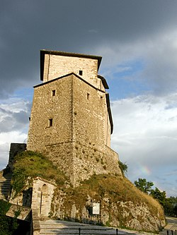 Rocca (Castle) of Frontone