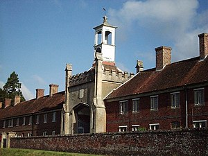 Froxfield - The gatehouse