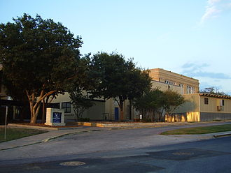 Austin Independent School District - Image: Fulmore Middle School
