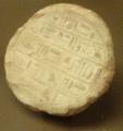FuneraryCone RosicrucianEgyptianMuseum.png