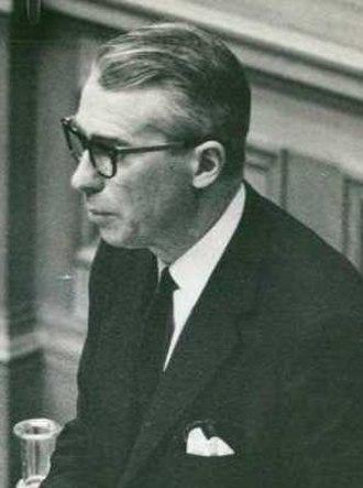 1973 Swedish general election - Image: Gösta Bohman (1967)