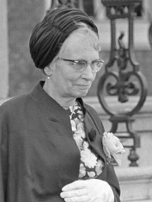 Baroness Gösta von dem Bussche-Haddenhausen