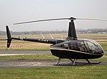G-CIKX Robinson R66 Helicopter (32179217063).jpg