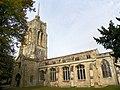 GOC Ashwell to Guilden Morden 003 St Mary's Church, Ashwell (25996298006).jpg