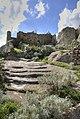 Gagliano - Gradini scavati nella roccia per i ruderi del castello - panoramio.jpg