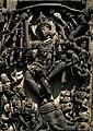 Gajasurasamhara - Chennakesava Temple, Belur.jpg