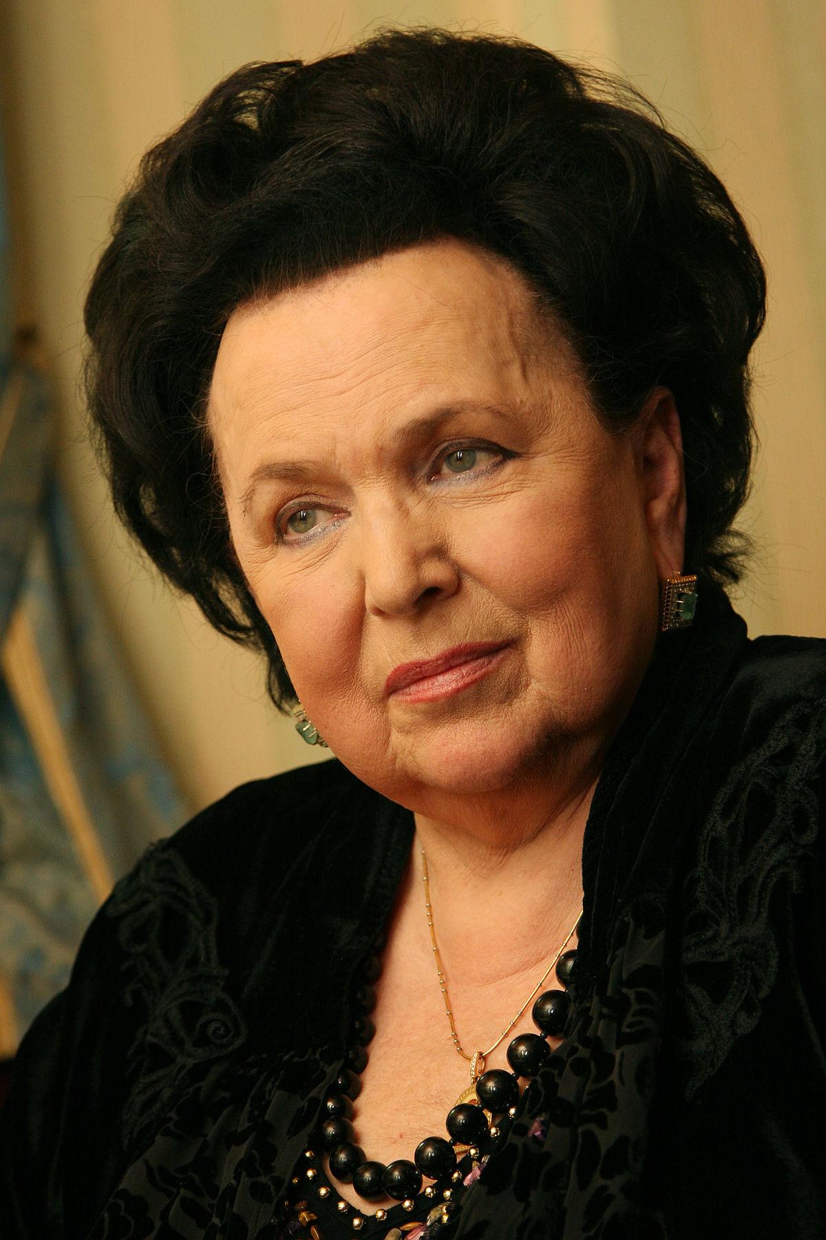Фамилия русских оперных актрис