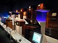 Gallery of historical television sets in the Museum of the Moving Image, New York City.jpg
