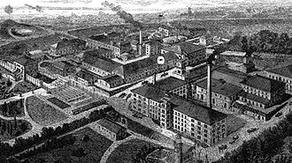 Valby - Carlsberg, c. 1883