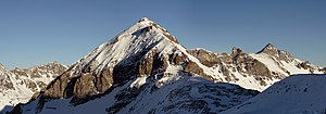 The Gamsleitenspitze in Obertauern. Many thanks to Dori for the edit.