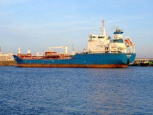 Gan-Sword, Port of Amsterdam, 13Dec2008 pic3.JPG