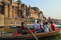 Ganges River, Varanasi (8717537386).jpg
