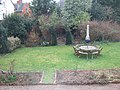 Garden of the Old Deanery, Exeter - geograph.org.uk - 1166933.jpg