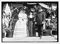 Garden party on Governor's Island, Mrs. F.D. Grant, Mrs. Elihu Root Jr. , Gen. Grant, Mrs. F.M. Gibson, New York LCCN2014680506.jpg
