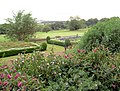 Gardens and golf course Oulton Hall hotel. - geograph.org.uk - 561597.jpg