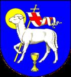 Das Wappen von Garding